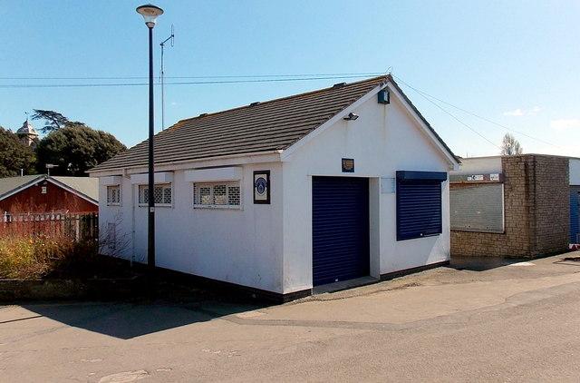 HM Coastguard station, Clevedon