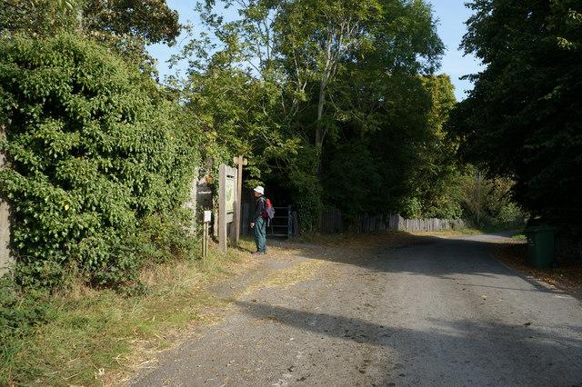 Wales  Coast Path at Aber Ogwen