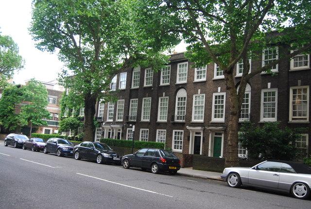 Apartments, Sloane Avenue
