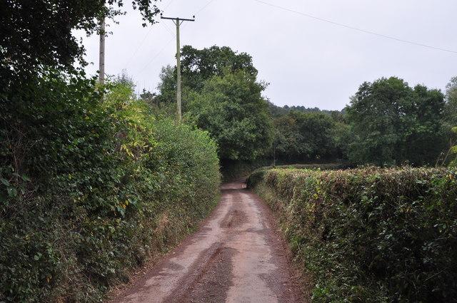 Mid Devon : Uppincott Lane