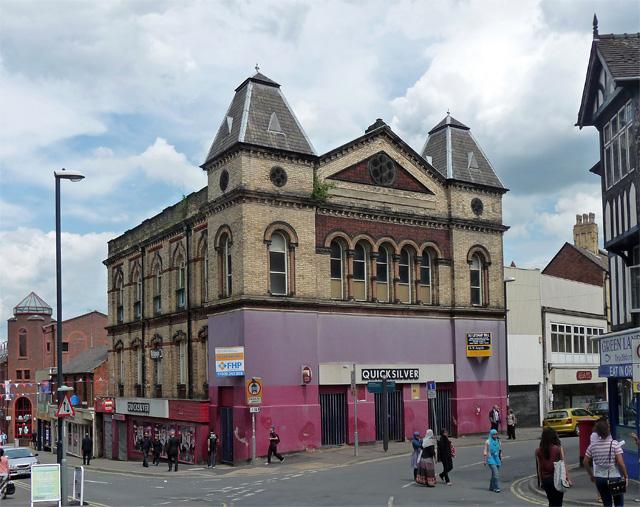 Former church, Green Lane, Derby