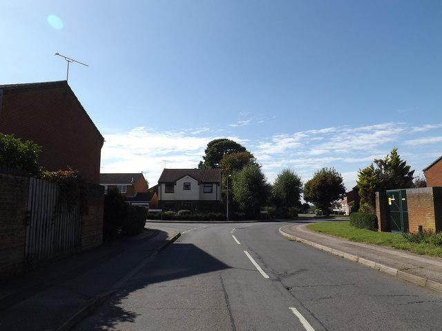 Brazier's Wood Road, Gainsburgh, Ipswich