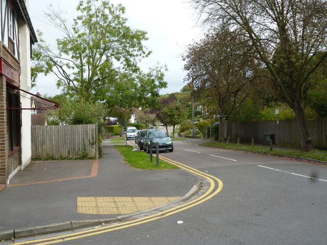 Chipstead:  Lackford Road
