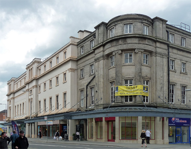 Royal Buildings, Victoria Street, Derby