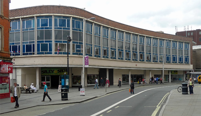 19-24 Victoria Street, Derby