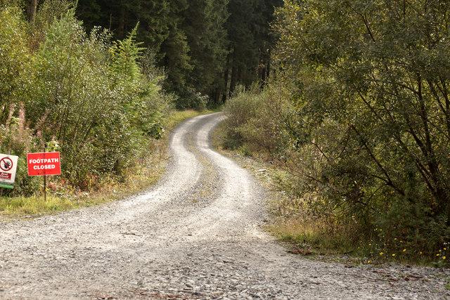 Penninghame path 3