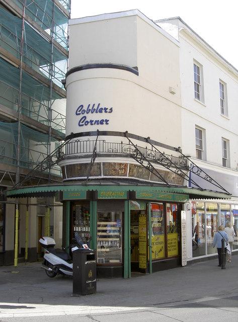 Cheltenham Shoe Repairs Winchcombe