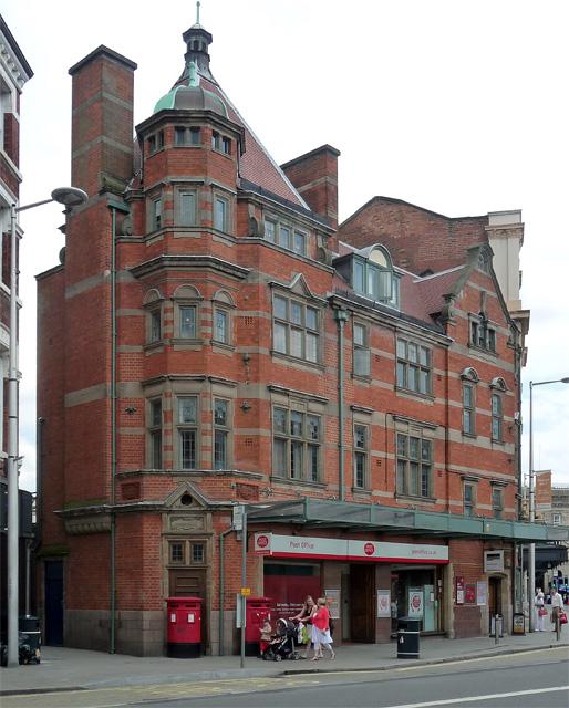 Post Office, Victoria Street, Derby