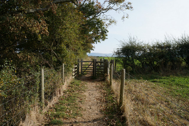 Wales  Coast Path at Pencoed