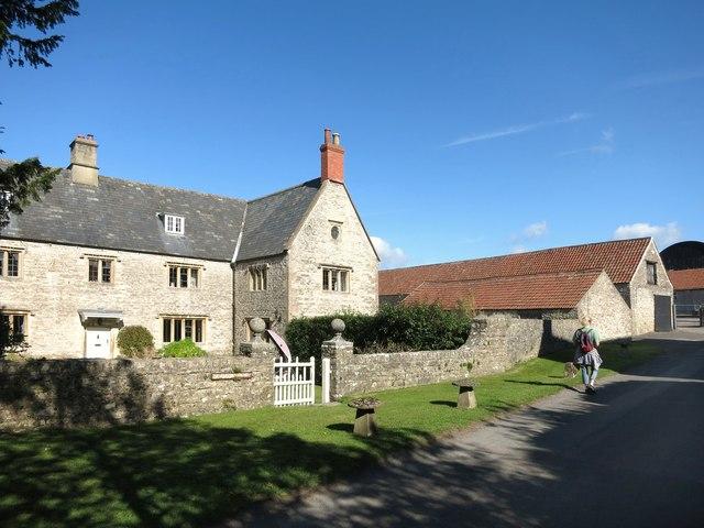 Manor Farm, Upper Milton