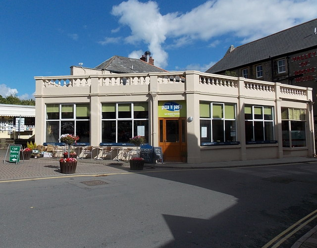 The Exmoor Pizza 'n' Pasta Company in Lynton