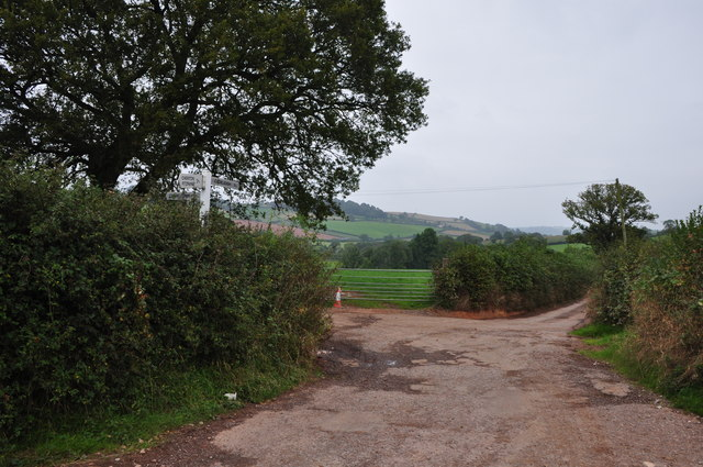 Mid Devon : Chapeltown Cross