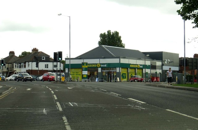 Morrisons Local on Blackpool Road