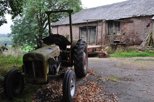 Mid Devon : Uppincott Farm