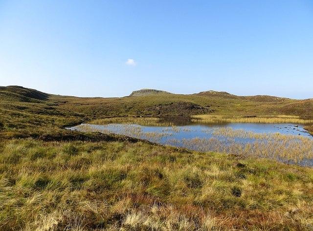 Lower Loch a' Bhealach