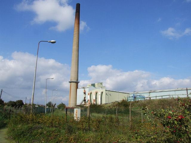 Britannia Refined Metals, Northfleet