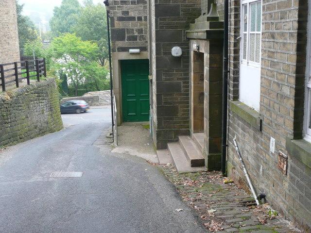 Hall Bank Lane, Mytholmroyd