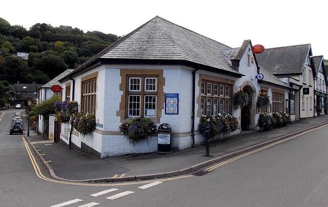 Lynton Post Office