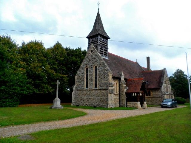 All Saints church, East Hanningfield