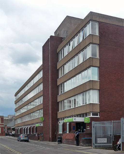Forester House, Newland Street, Derby