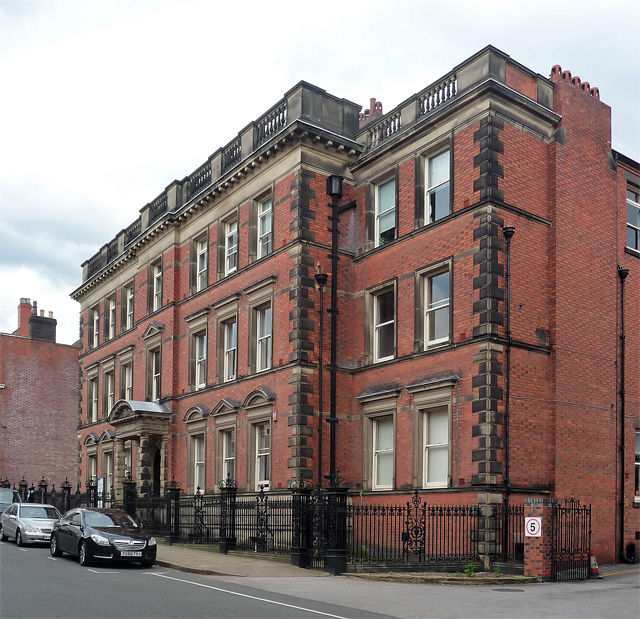 29 St Mary's Gate, Derby