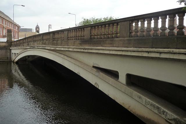 Exeter Bridge, Derby