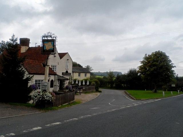 The Three Compasses pub, West Hanningfield