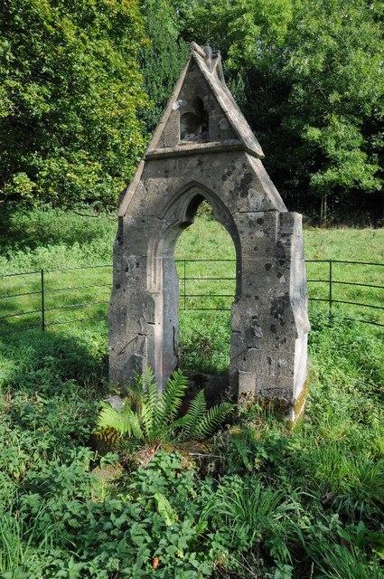 Jacob's Well, Hagley Park