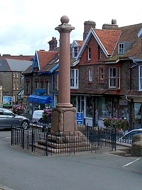 Lynton War Memorial