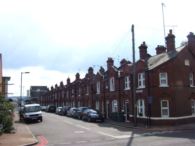 Barge House Road, North Woolwich
