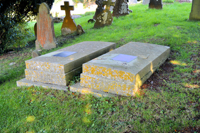 Tombs of the Barnsley brothers