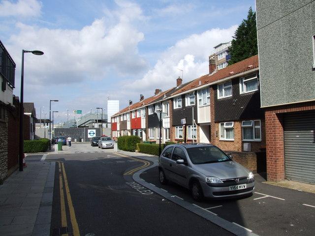 Pier Road, North Woolwich