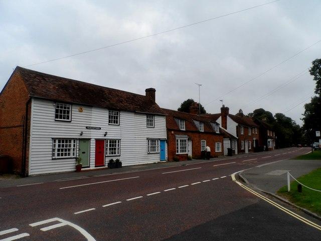 Ellis Cottages, Stock