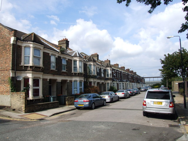 Dockland Street, North Woolwich