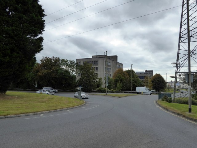 Crownhill police station