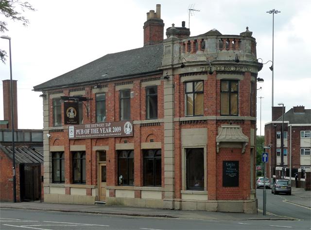 The Brewery Tap, Derwent Street, Derby
