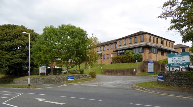 Brooklands Office Campus, Crownhill