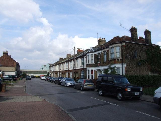 Silverland Street, North Woolwich
