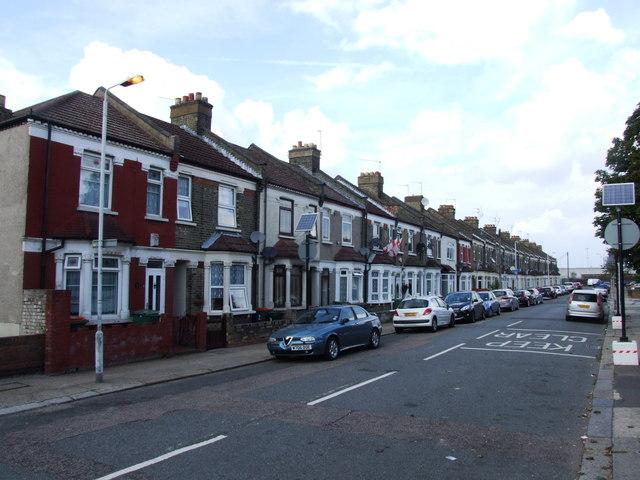 Fernhill Street, North Woolwich