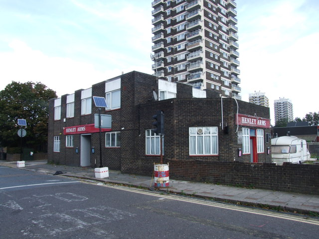 Henley Arms, North Woolwich