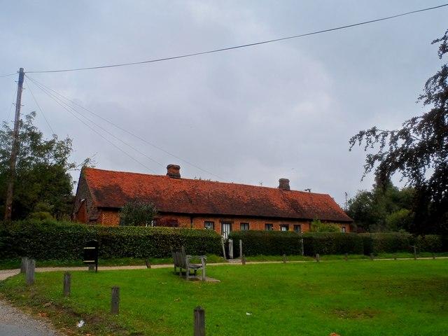 Alms houses, Stock