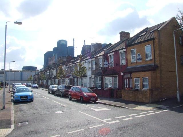 Lord Street, Silvertown