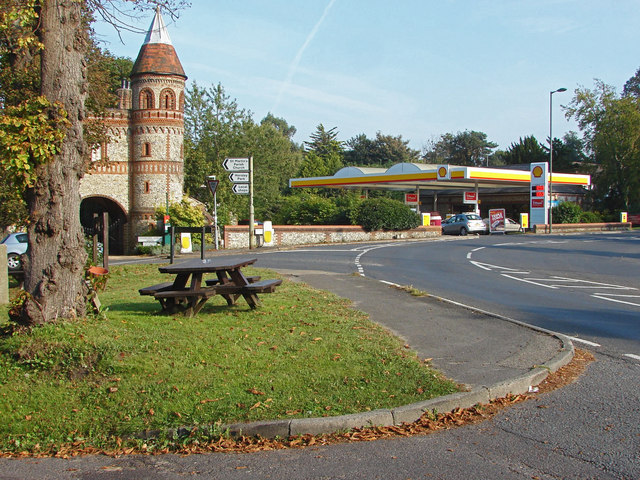 The Epsom Road, East Horsley