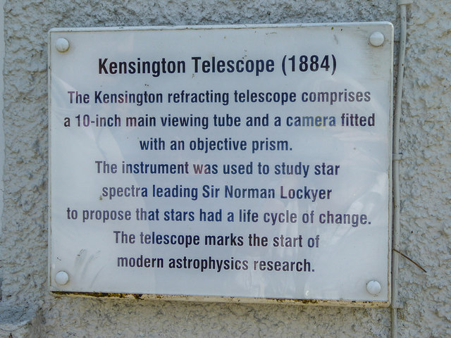 Norman Lockyer Observatory, Sidmouth, Devon