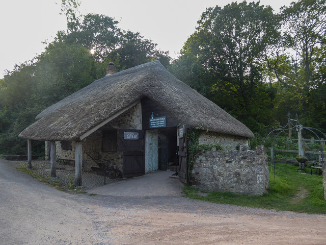 The Old Forge, Branscombe, Devon