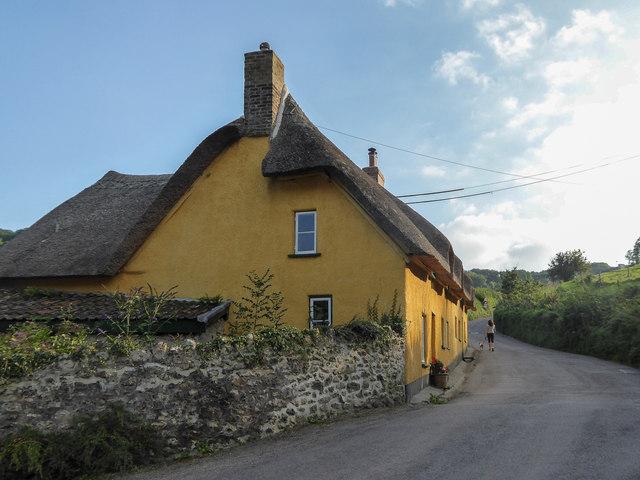 Cottage, Branscombe, Devon