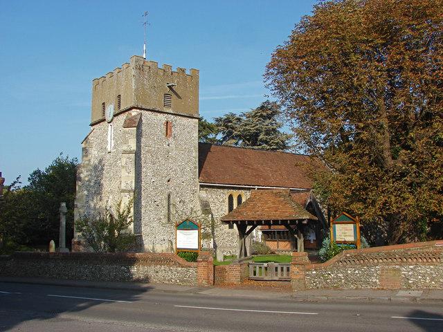 St Martin's Church, East Horsley