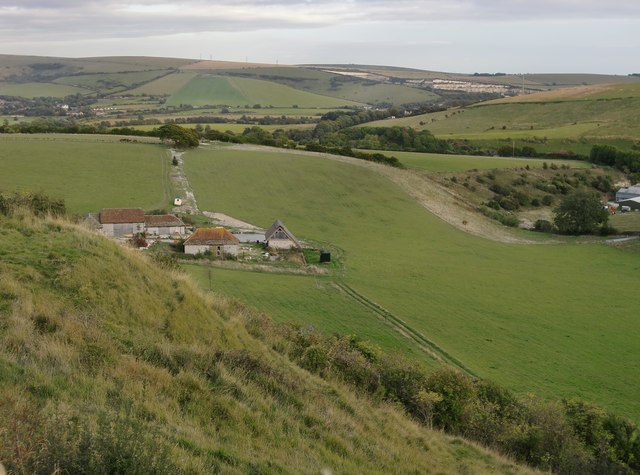 View from Steyning Round Hill
