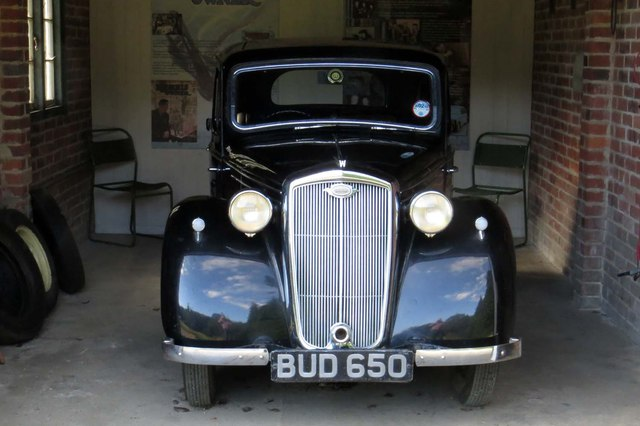 Lord Nuffield's Wolseley