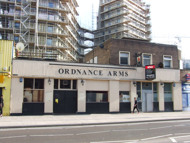 Ordnance Arms, Canning Town